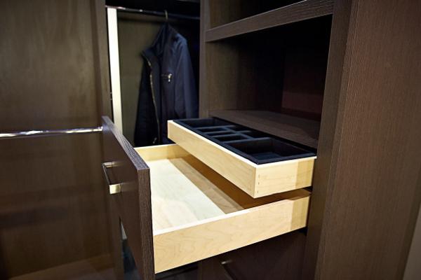 Space solutions toronto custom closets closet design for Hidden jewelry drawer
