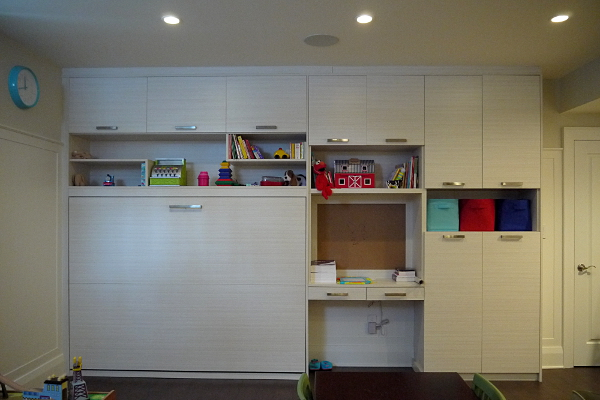 Space Solutions Toronto Murphy Beds Wall Units