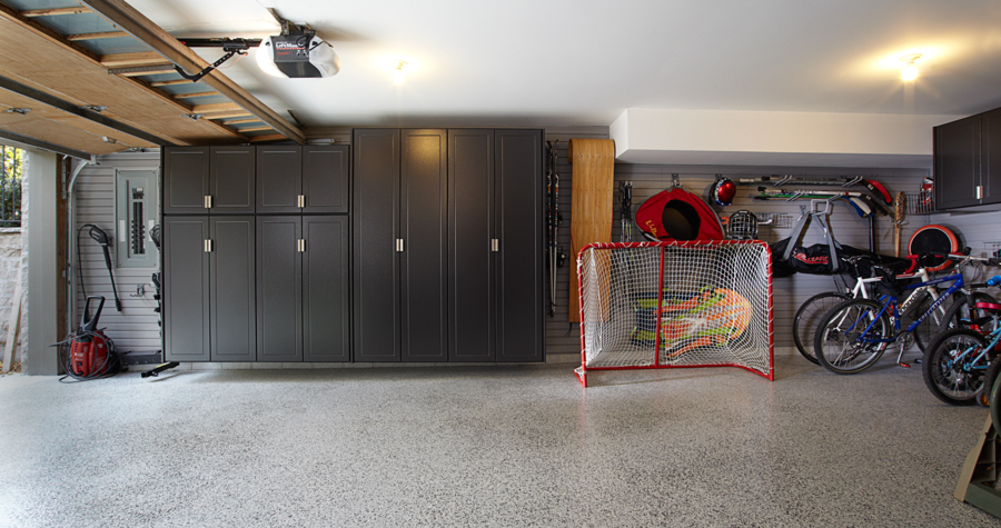 The Complete Garage Space Solutions By Organized Interiors