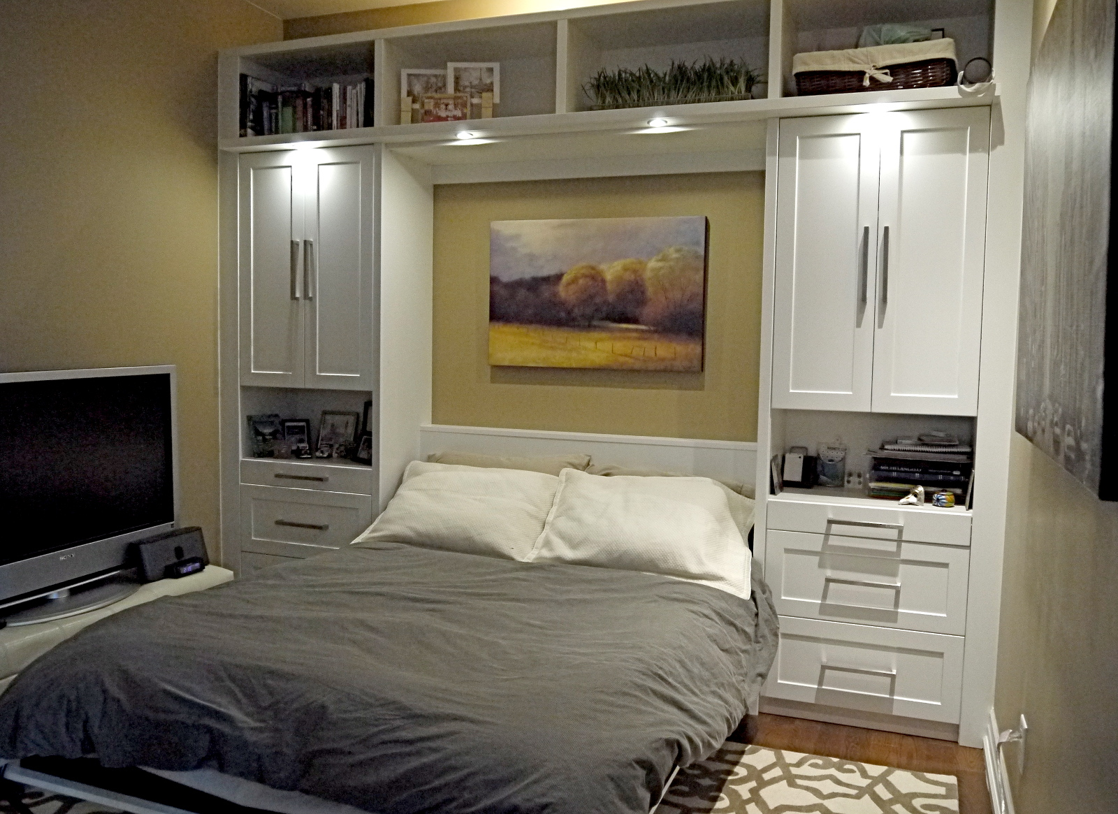 Murphy Beds And Wall Beds Space Solutions By Organized
