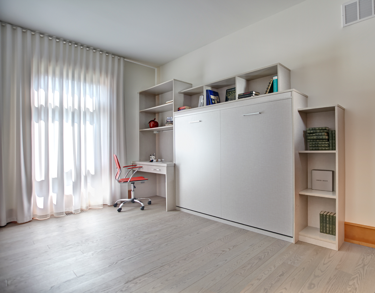 The Spare Room Murphy Bed | Space Solutions |