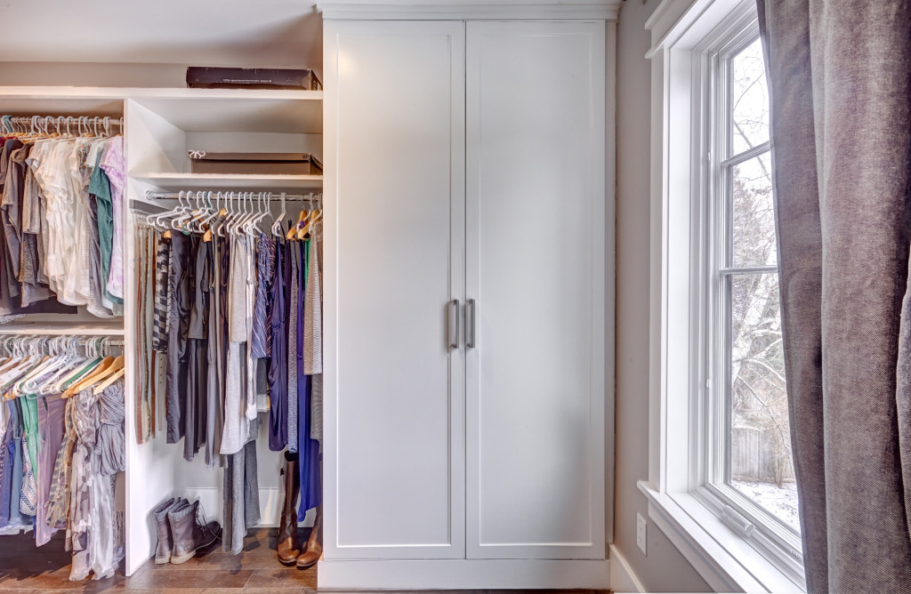 custom cabinet, walk in closet, walk-in closet, Rosdeale