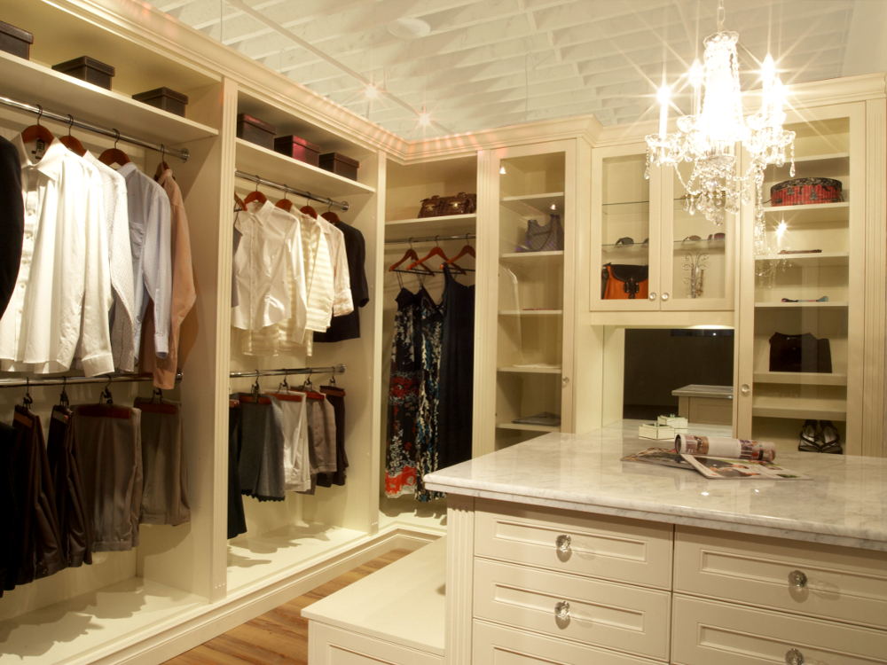 There S More Than One Kind Of Closet Space Solutions By