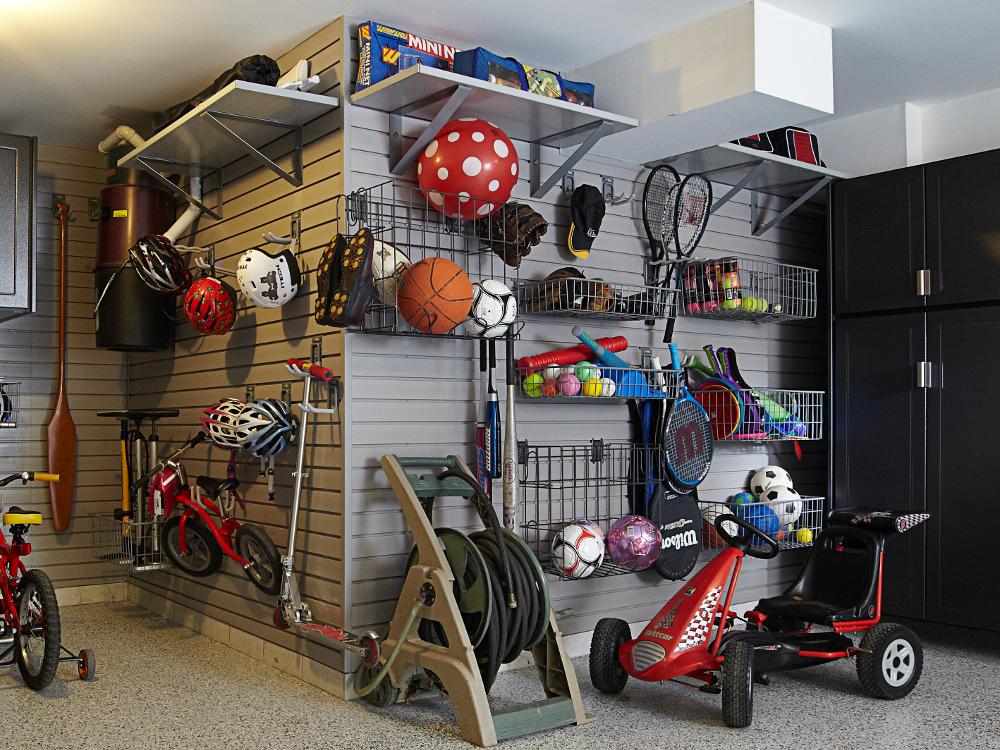 complete garage, garage storage