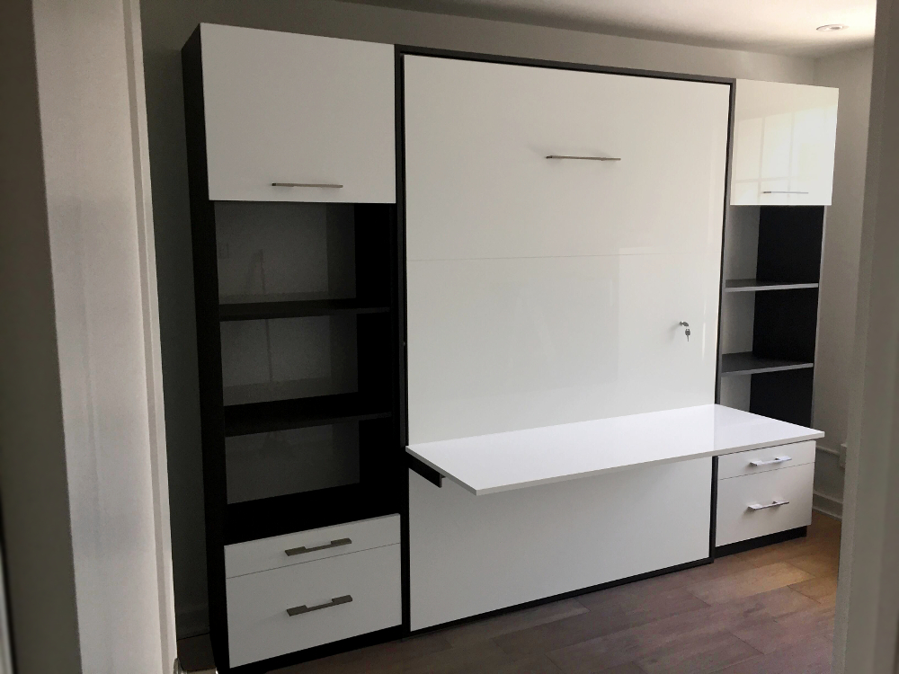 Toronto Murphy Beds Wall Beds Space Saving Solutions In The Gta